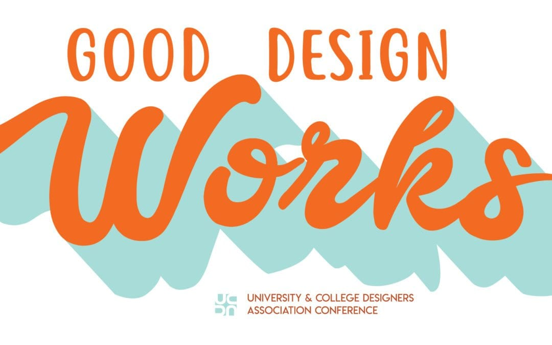 Thompson speaks at UCDA Design Education Summit