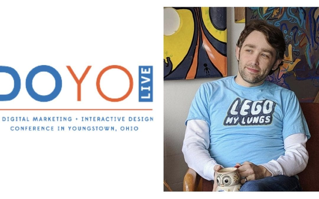 Thompson to speak on Community Branding at DOYO Live 2019!